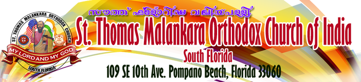 St. Thomas Malankara Orthodox Church South Florida